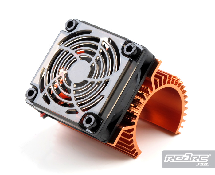 Hype Rc 1 10 Motor Cooling Systems Red Rc