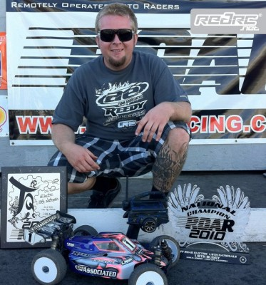 Maifield is ROAR 1:8 Electric National Buggy Champion