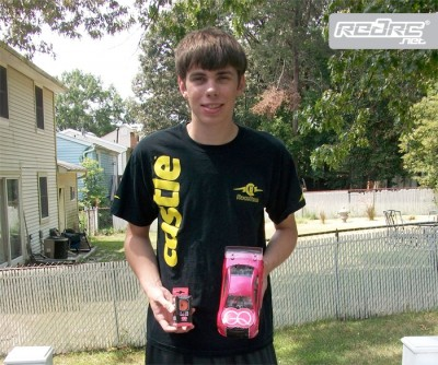 Team GQ Racing sign Mike Gee