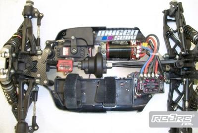 Sneak Peek - Mugen MBX6E prototype
