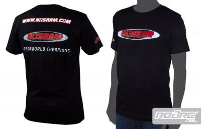 Nosram Racing team t-shirts