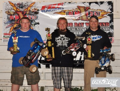 Ryan Maifield double win at RC X-Fest