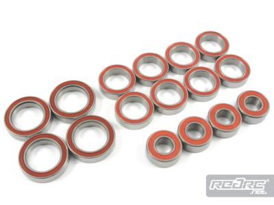 Roche 733 & MTX-4R ceramic bearings
