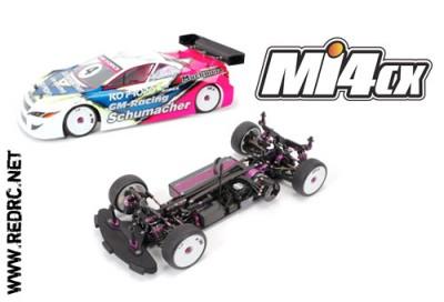 Schumacher Mi4CX coming soon