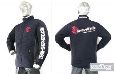 Shepherd team jacket