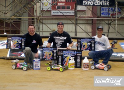 Adam Drake victorious at Southern Nationals