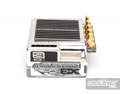 Speed Passion GT2.1 EX series ESC