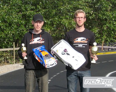 Hard & Lindner win 2010 Swedish Cup series