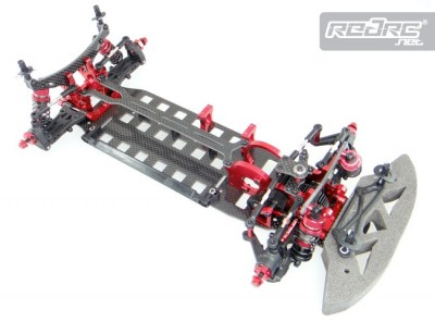 T.O.P. Racing Sabre FD chassis