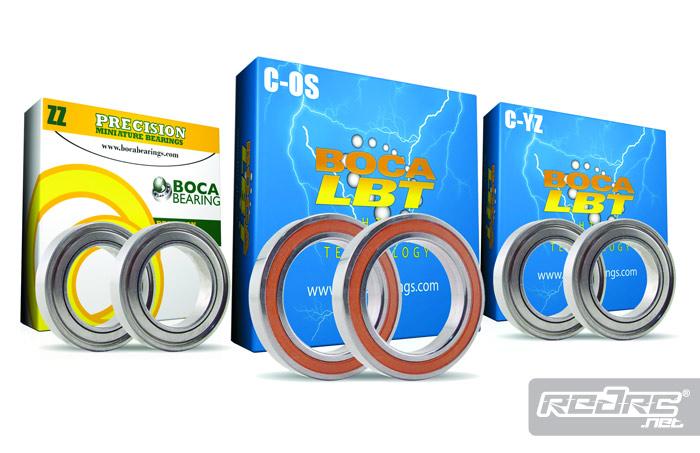 Red rc rc car news boca bearings brushless motor line for Brushless motor ceramic bearings