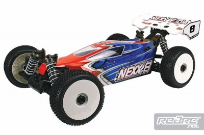 HongNor NEXX8 1/8th electric buggy