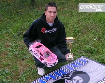 Simon Ciudan wins Hungarian Nationals