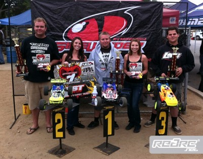 Maifield takes truggy victory at Sidewinder Nitro Explosion
