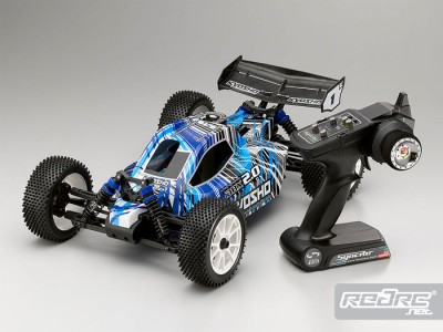 Kyosho DBX 2.0 1/10th scale buggy
