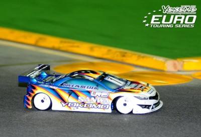 Volker opens qualifying with TQ run