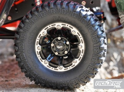 RC4wd DC Torque wheel