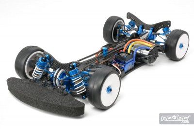Tamiya TRF417 - Photo