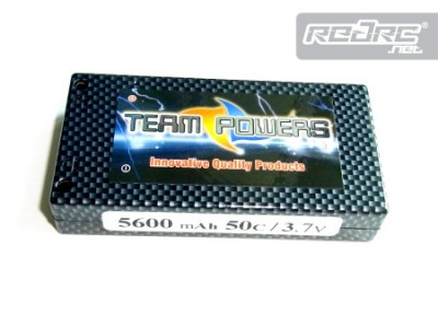 Team Powers 5600mAh 50C 1S LiPo