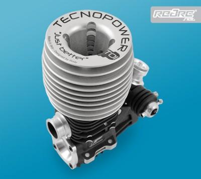 TecnoPower T01-23 truggy engine