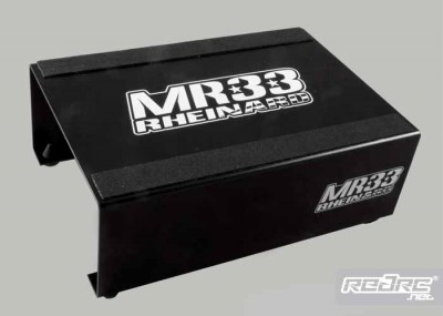 MR33 Shock oil, glue & car stands