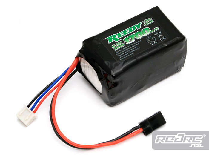 Rc receiver battery