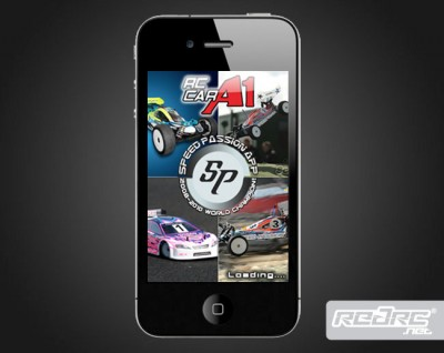 Speed Passion RC Car A1 App