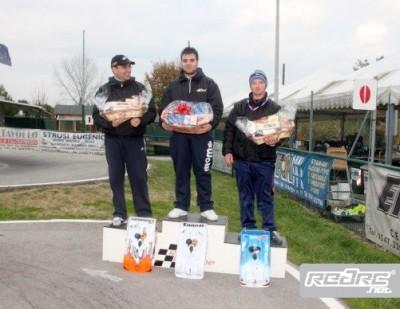Alessandro Bracci wins GP di Natale