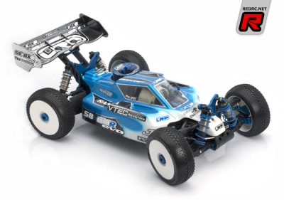JConcepts Punisher for LRP S8-BXR Evo