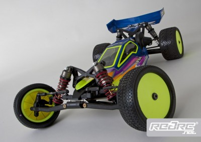 Team Losi 22 1:10 Electric 2WD Racing buggy