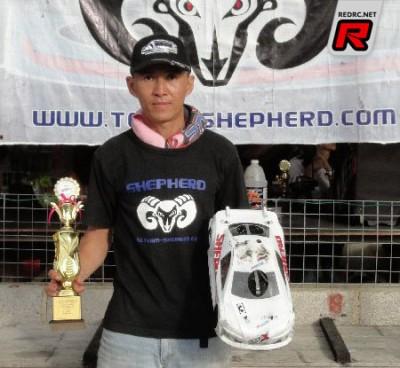 Niko Cheng wins Malaysian Shepherd Cup 2010