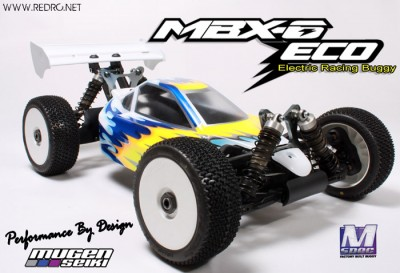 Mugen MBX6E M-Spec Electric buggy