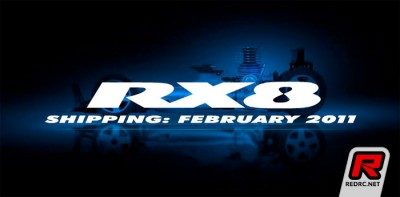 Xray RX8 to release in February