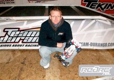 Skelding wins Team Durango Winter Series Rd2