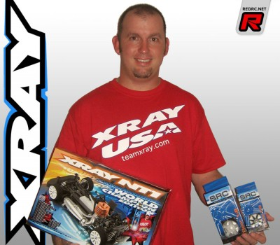 Mike Swauger joins RCAmerica/Xray USA