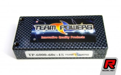 Team Powers 6000mAh 1S LiPo pack