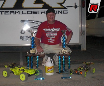 Adam Drake victorious at Airtronics Winter Nationals