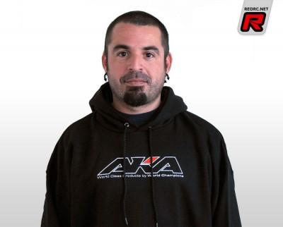 Travis Amezcua joins AKA