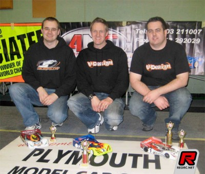 Griffiths & Kerswell win BRCA 1/12th Nats Rd4