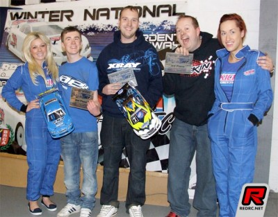 Andy Moore wins BRCA Winter Nationals