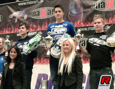 Volker & Lissau take victory at DHI Cup