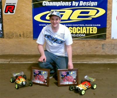Kody Numedhal wins Field of Dream Classic