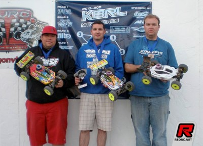 Casey Peck wins KBRL Rd5
