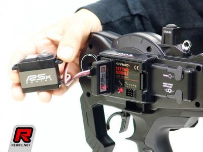 KO Propo RSx setting card & neck straps