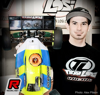 Ryan Lopez joins TLR