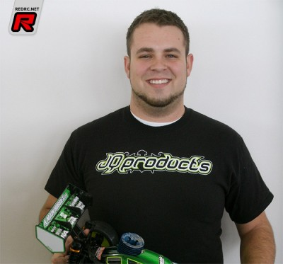 A-Main Hobbies signs Matt Gosch