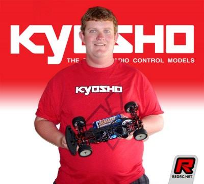 Simon Nicholson joins Kyosho