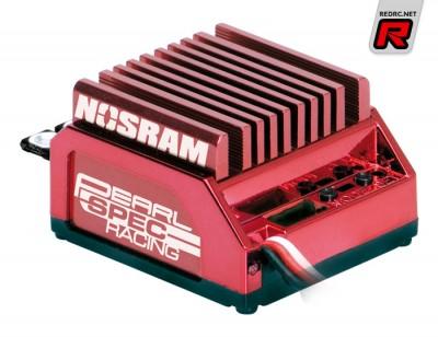 Nosram Pearl evolution spec racing ESC V2
