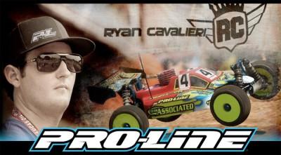 Pro-Line retain Cavalieri