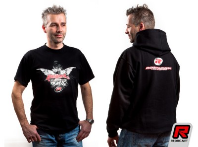 Robitronic 'Grunged' casual wear