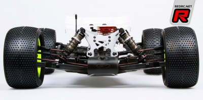 Serpent S811 Truggy in production
